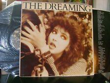 MINT/M- LP~KATE BUSH~1982 1st PRESSING~THE DREAMING~EMI ST-17084~W/LYRIC Sleeve