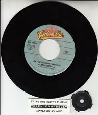 """GLEN CAMPBELL  By The Time I Get To Phoenix & Gentle On My Mind NEW 7"""" 45 record"""