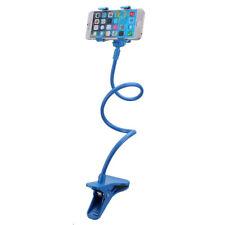 Universal Soporte Pinza Flexible Movil Telefonos Ajustable Coche Mesa Cama A8R2