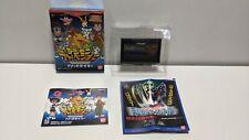 Digimon Adventure Anode Tamer (Bandai Wonderswan) Box, Manual & Cartridge.