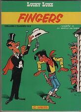 morris LUCKY LUKE 4 FINGERS alessandro distribuzioni I CLASSICI n.8 1988
