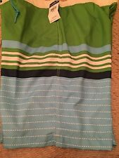 Chaps Men Swimming Shorts Size XXLARGE Blue/Green Color, NWT