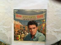 Elvis Presley-Roustabout LP-NM