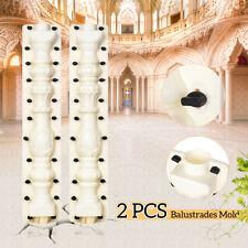 80cm Roman Column Railing Concrete Plaster Fence Casting Mould Balustrades ❤