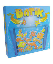 NEW Gigamic Wooden BATIK KID FISH TANK Classic Family Game - Strategy 2 Players