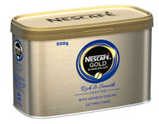 Nescafe Gold Blend Decaffeinated Instant Coffee 500g DECAFF