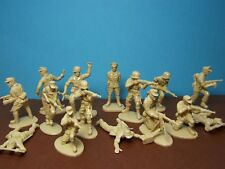 Matchbox 1/32 scale WWII German Afrika Korps x15 (tan)