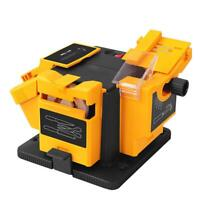Electric Multi Function Sharpener Drill Bit Scissors Cutter Grinding Tool