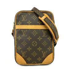 Louis Vuitton Monogram Danube Cross body Shoulder Bag /91706