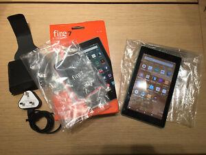 Amazon Fire 7 Tablet With Alexa 32 GB