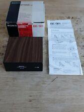 More details for vintage,sony be-9h cassette eraser(magnetic field eraser), original box &manual