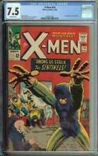 X-Men #14 CGC 7.5 1st App The Sentinels