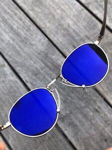Matsuda M3045 Handcrafted Brushed Titanium sunglasses