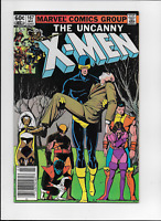 Uncanny X-Men #167 Claremont & Smith Brood Queen Starjammers Marvel 1982