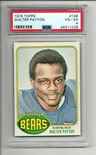WALTER PAYTON RC 1976 TOPPS #148 ROOKIE CHICAGO BEARS GRADED PSA 4
