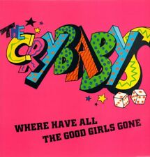 The Crybabys(Vinyl LP)Where Have All The Good Girls Gone-Receiver-RRLP -M/M