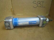 Festo Pneumatic Cylinder  DN-40-100  DN40100 12 Bar 174 PSI New