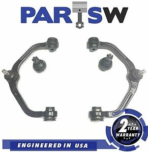 Suspension Kit for Ford Ranger Mazda Coil Spring 2WD Control Arms Ball Joints