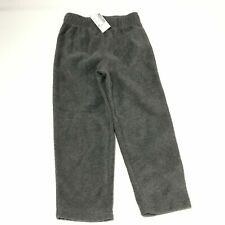 The Childrens Place Boys Sweatpants Straight Elastic Waist Gray Size 4T NWT K5