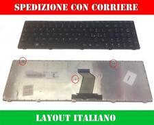 TASTIERA PER LENOVO IDEAPAD G580 G580A G585 G585A 25201818 ITALIANA