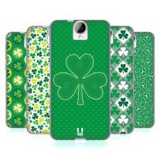 Étuis, housses et coques etuis, pochettes en silicone, caoutchouc, gel pour téléphone mobile et assistant personnel (PDA) HTC