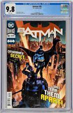 Batman #90 DC 2020 CGC 9.8 1st Full Appearance Of The Designer Catwomans Secret