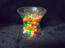 "6"" Doubled Glass Candy Jar ""CANDY NOT INCLUDED"""