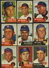 1953 Topps Baseball Cards 97