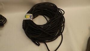 100' Audio-Technica Premium Microphone Cable XLR XLRM-XLRF 2 x 50'