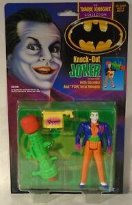 Knock Out Joker Kenner Batman The Dark Knight Movie Collection Nicholson READ!