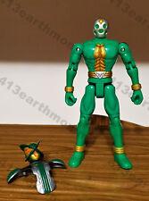 "Power Rangers  Operation Overdrive Mega Vehicle Set ""Krybot"" (Green)"