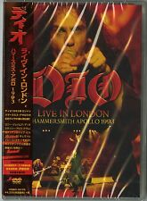 DIO-LIVE IN LONDON HAMMERSMITH APOLLO 1993-JAPAN DVD K03