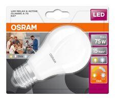 Ampoule LED GLS 11w = 75W Relax&Active ES E27 2700k / 4000K (Ledvance)