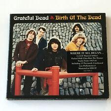 Grateful Dead – Birth Of The Dead (2 x HDCD CD Digipak 2003) Rare Studio/Live