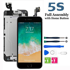Full Assembly For iPhone 5S A1457A1453 LCD Screen Touch Digitizer Replacement