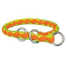 Collares de color principal multicolor de nailon para perros
