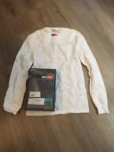 BIOTEX LUPETTO AVTIVENTO,Under Jersey Layer,Pro Level,Xxs,Brand New, Rrp £66..