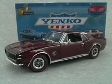 1967 YENKO CAMARO RS 1:18 CHEVROLET 427   LIMITED EDITION 1 OF 198      #1805708