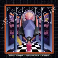 Donvtello x Alphamob x MOSA - Geeked (Vinyl LP - 2020 - DE - Original)
