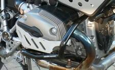 Paracilindri-paramotore tubolare in ferro verniciato nero BMW R 1200 Gs 04-12
