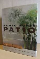 Jamie Durie PATIO Garden Design & Inspiration Matheson book