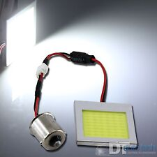 6X T10/192 1156 BA15S RV Trailer Interior 12V COB LED Light Panels High Power