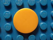 LEGO LEGOS  -  Set of 20 NEW 2 x 2 Round Tiles PEARL GOLD Ninjago 2013 8-14