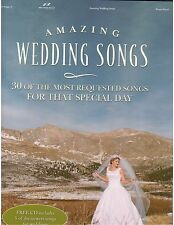30 Best Wedding Songs Piano Sheet Music- Always, Butterfly Kisses, Canon in D