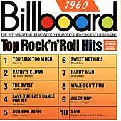 Billboard Top Rock & Roll Hits: 1960 by Various Artists (CD, 1988, Rhino (Label)