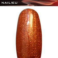 "Glitter Gel "" Chestnut "" 5ml nail1eu / UV Color Colour ColorGel Nail"