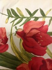 Amaryllis Fabric From The Elizabeth Blackadder Collection By Andrew Martin