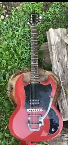 Maestro by Gibson SG Style Electric Guitar
