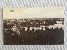 AK Wiipuri Wiborg Viipuri Um 1918 Totale