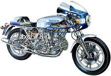 Ducati Desmo 900 SS / 1978 - Bild Schnittzeichnung